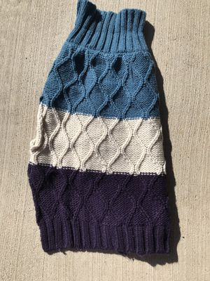 Dog sweater/fleece for Sale in Fountain, CO