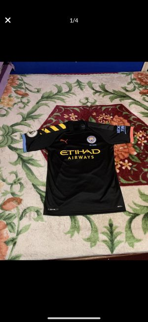 Raheem Sterling Manchester City Jersey for Sale in Silver Spring, MD
