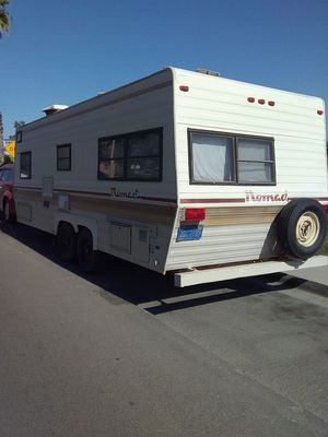 Nomad 1986 travel trailer for Sale in Imperial Beach, CA