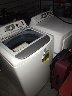 Washer and dryer new for Sale in FL, US