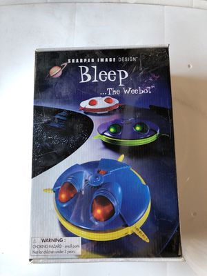 Sharper Image Bleep ... The Weebot for Sale in Poway, CA