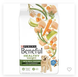 Beneful healthy weight dog food for Sale in North Bethesda, MD