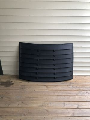 Rear Window Louvers (Shutters) 2011-2014 Mustang for Sale in Toledo, OH