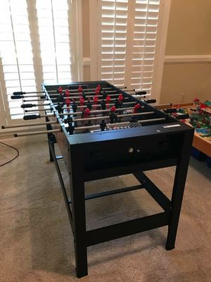 Fusible pool table and air hockey in one for Sale in Longwood, FL