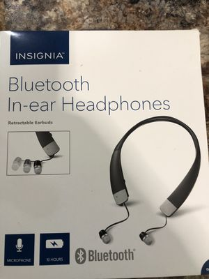 Bluetooth headphone for Sale in Gaithersburg, MD