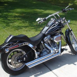 2002 Harley Davidson softail classic for Sale in Spring, TX