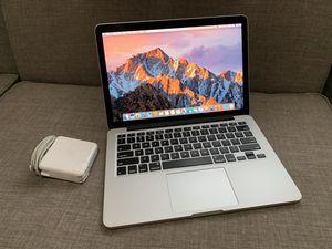Apple MacBook PRO RETINA 13 Inch Intel Core i7 3GHZ CPU 8GB RAM 512GB SSD UPGRADED FAST RARE for Sale in Houston, TX