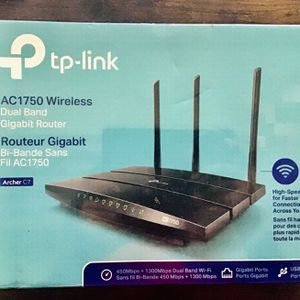 To-link Ac 1750 Dual Band Gigabit Router for Sale in Bakersfield, CA