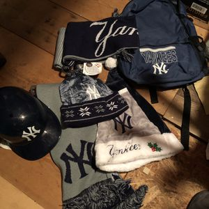 Yankees Fan Package All New for Sale in Copiague, NY
