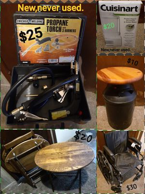 Misc. Furniture,tools,kitchen,home decor for Sale in Joplin, MO