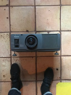 Panasonic LCD Projector for Sale in Magalia, CA