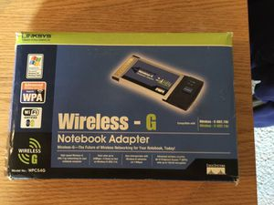Wireless notebook adapter for Sale in Aliquippa, PA
