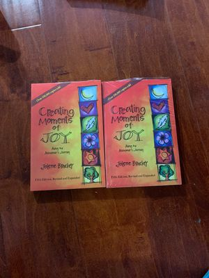 Creating Moments of Joy Along the Alzheimer's Journey, A Guide for Families... price for 1 book for Sale in Diamond Bar, CA