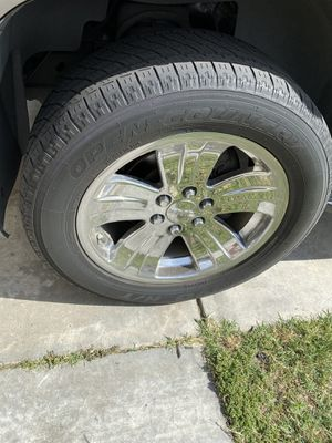 20 inch wheels off Yukon for Sale in Manteca, CA