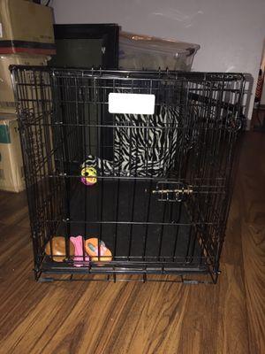 Dog kennel 30 X 19w X21h for Sale in Auburn, WA