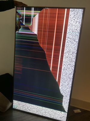 Lg 70 inch broken screen for Sale in Roswell, GA