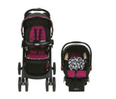 Graco Comfy Cruise stroller / carseat combo (brand new / box never been open)