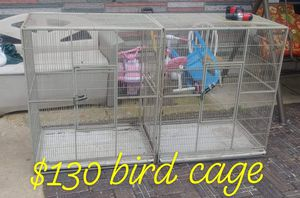 Big bird cage for Sale in Chicago, IL