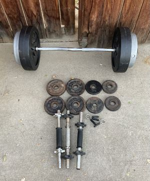 Weights for Sale in Lakewood, CO