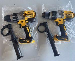 New DeWALT hammer drill tool only $95 each firm price for Sale in Kissimmee, FL