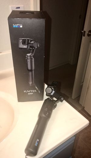 GoPro Karma Grip Stabilizer (Complete w/case,box) for Sale in Burleson, TX