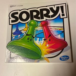 Sorry Game for Sale in Phoenix, AZ