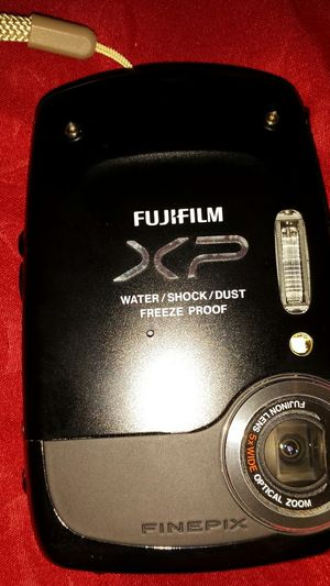 FUJIFILM XP20 Series Camera and Case for Sale in Fairfax, VA