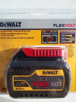 DeWalt Flexvolt for Sale in Denver, CO