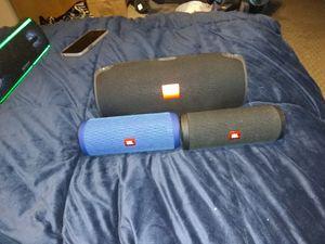 Jbl Bluetooth speakers for Sale in Portland, OR