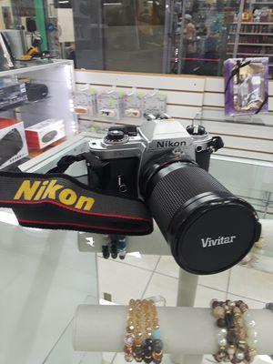 Nikon for Sale in Miami, FL