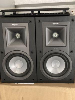 Klipsch Icon Bookshelf speakers for Sale in Modesto, CA