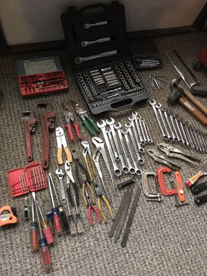 Power tools, hand tools and toolbox for Sale in Weeki Wachee, FL