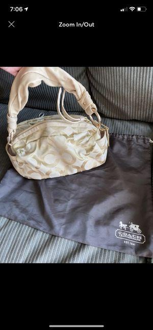 coach handbag purse for Sale in Englewood, CO