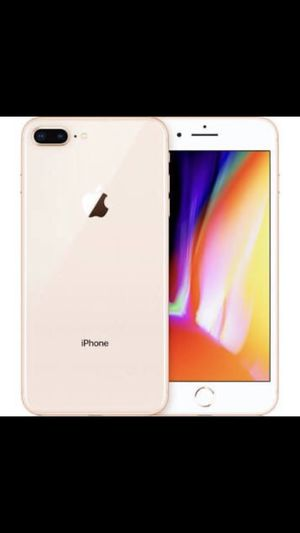 I phone 8 plus for Sale in Phoenix, AZ