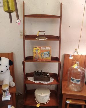 In St. Cloud - 6ft ladder shelf credit cards accepted $65 for Sale in St. Cloud, FL