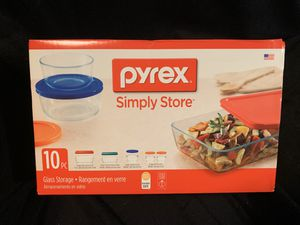 Pyrex 10 piece set for Sale in Waianae, HI