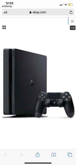 PS4 BRAND NEW STILL IN THE BOX for Sale in Antioch, CA