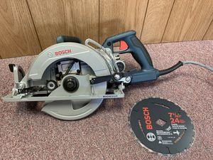 "New Bosch 7-1/4"" Worm Drive Circular Saw. model CSW41 for Sale in Waltham, MA"
