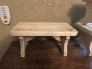 Plant Stand Natural for Sale in Manteca, CA