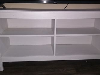 Ikea White TV Stand for Sale in Portland,  OR