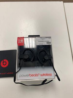 Beats by Dre PowerBeats Wireless for Sale in Millvale, PA