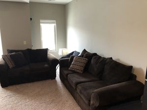 Couch and Loveseat set for Sale in Lincoln, NE