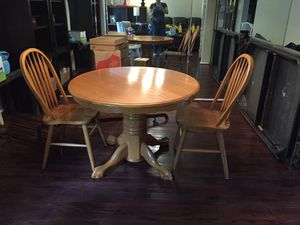 Dining Table and 3 chairs for Sale in Rockville, MD