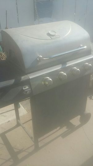 Great working grill.. today only. $50.00 or best offer for Sale in Tulare, CA