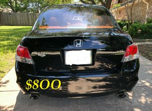 ✅✅👉💲8OO URGENT I sell my family car 🔥🔥2OO9 Honda Accord Sedan V6 EX-L power start Runs and drives very smooth.🟢🟢 for Sale in Miami, FL