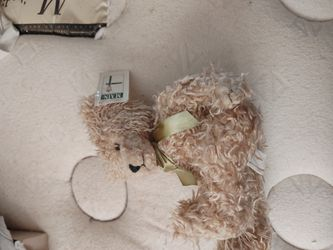 Stuffed teddy bear brand new great infant cuddler for Sale in Portland,  OR