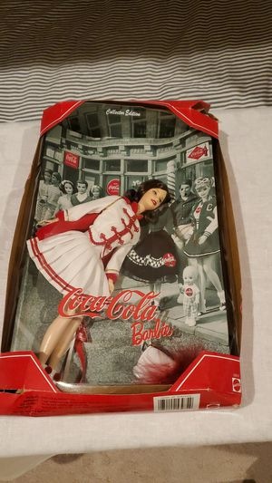Coca-Cola Barbie for Sale in Ellicott City, MD