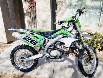 2007 Kawasaki kx450 for Sale in Tempe, AZ