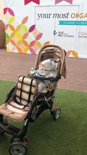 Double stroller like new for Sale in Lake Forest, CA