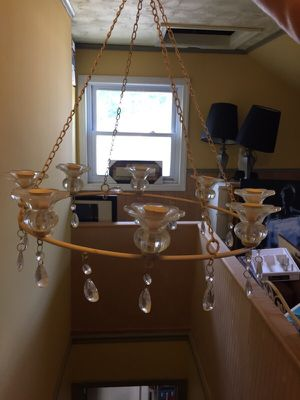 Hanging Candle Chandelier for Sale in North Bethesda, MD